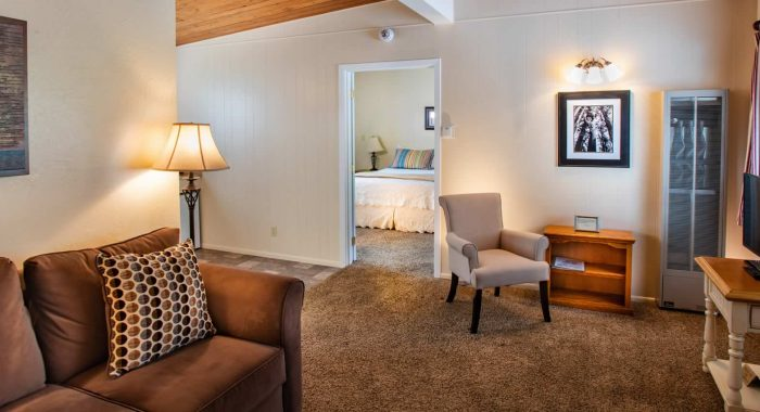 Howe Creek Suite ADA room selection